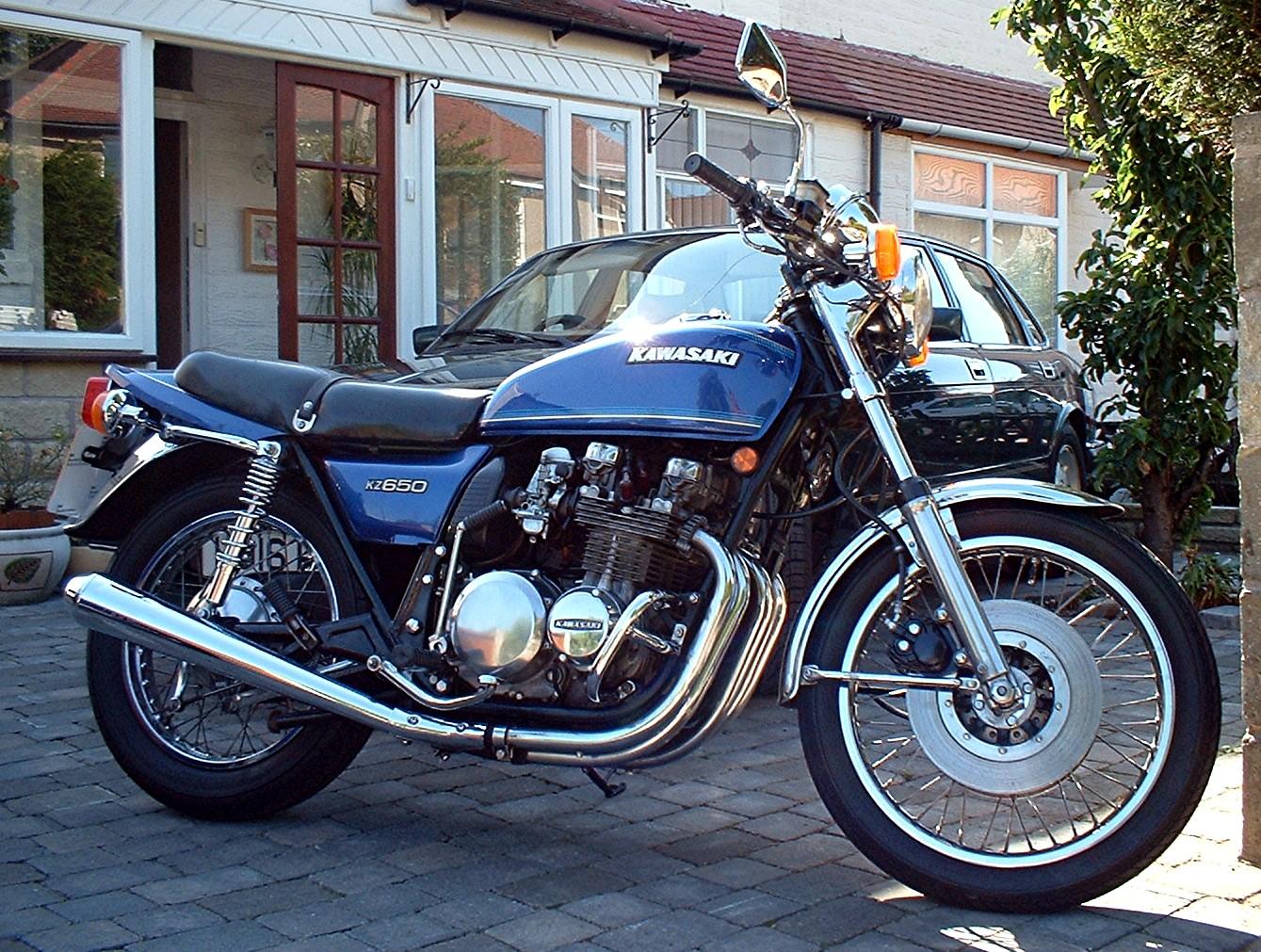 1978 (K)Z650-B2