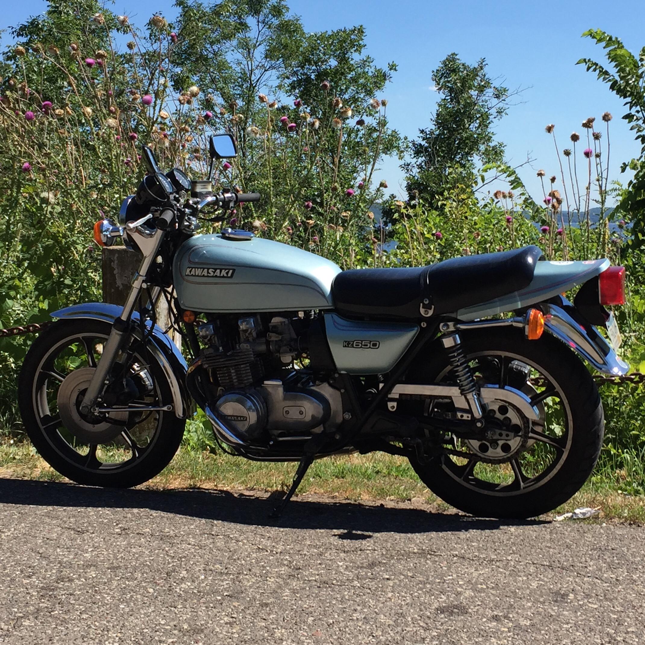 1978 (K)Z650-C2