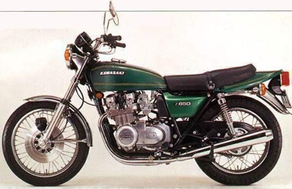 1977 (K)Z650-B1
